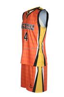 Healong Full Dye Sublimation basketball uniform womens basketball uniform design