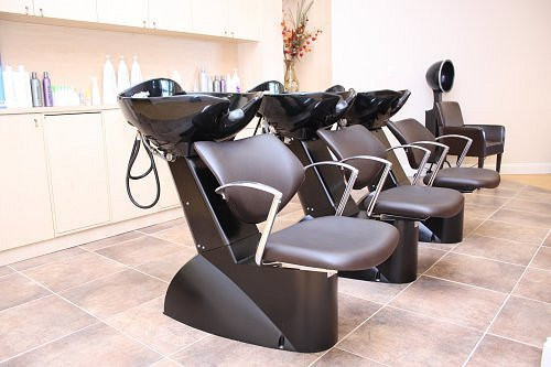 Beauty equitments hair dryer laser eyelash extensions for Used salon stations for sale