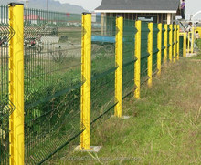 2015 HOT SALE! Wire mesh fence (commerical type 4mm x 200x50mm)