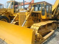 Used D6D bulldozer for sale,Cheap D6 bulldozer ,Japan d6 dozers