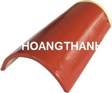 wave small roof tile