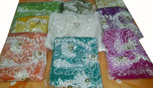 AFRICAN CORD LACE / FRENCH LACE / NET LACE