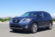 Durable and Reliable used nissan pathfinder for irrefrangible accept orders from one car