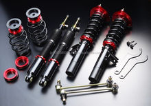 High performance coil spring damper for car with superior high-speed stability