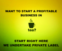 Are you looking for Assam Black Tea in Private Label