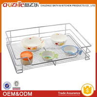 Cheapest Stocked Fabric plastic storage basket