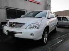 High quality and Durable used car toyota harrier for irrefrangible accept orders from one car