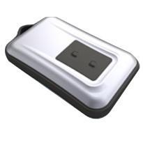 PP99 G (Gray Color) Small Plastic Enclosure for Remote Control