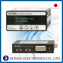 Japanese reliable ultrasonic flow meter water for high temperature fluid