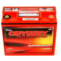 PC680MJ Odyssey 12v 170 CCA Power Sport AGM Battery with Metal Jacket