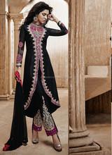 Semi-stitched salwar kameez wholesale