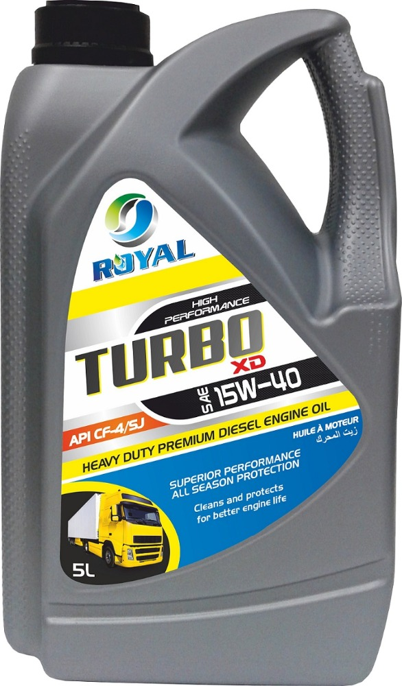 Royal ultra hd premium diesel engine oils sae 15w40 api cf for Api motor oil guide