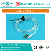 Hot Sale Chest Drainage Kit with integral tubing