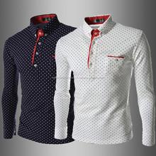 2014 Cotton Sport Top Quality Man's Clothing Short Sleeve Mens Tops POLO Men Shirt fashion mens polo t-shirts