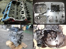 Durable and High quality used car spare parts for irrefrangible accept orders from one car