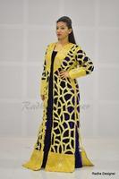 fashionable jilbab Wholesale 2016 fashion high grade Islamic,Fancy Kaftan Jilbab New Design,Latest Chiffon ELEGANT Moroccan m55
