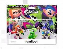 Nintendo amiibo Splatoon Series Figure (Inkling Boy)