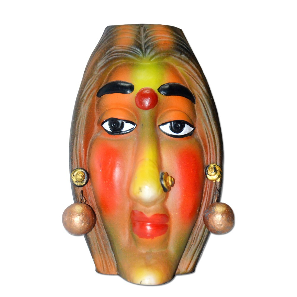 Indian Terracotta Handicraft Home Decor Flower Vase Buy Terracotta Products Indian Made Home