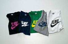 Nike tee shirts, nike track suits