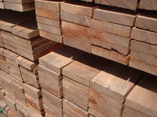 African Mahogany Sawn Timber Available