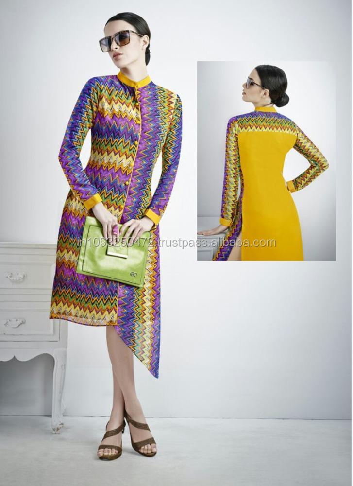 Party Wear Kurti 2015 Latest Designer Wear Online Shopping
