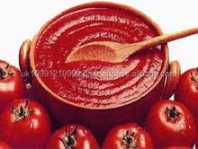 100% CANNED TOMATOES PASTE, TOMATOES PUREE