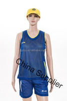 Sublimated custom fashion design basketball equipment