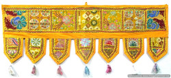 Door Hanging Toran, Decorative Door Wall Hanging, Traditional Door Hanging