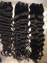 Cheap Virgin Brazilian Curly Hair Top No Remy Hair Excellent Quality No Chemical No Dyed Wholesale Vietnam Hair
