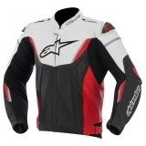 Water proof Fully protected Leather Jacket TRI-1733