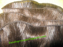factory raw remy indian hair extension