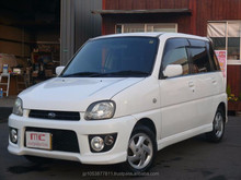 SUBARU PLEO 2003 Good looking and Popular japan cars for import used car at reasonable prices