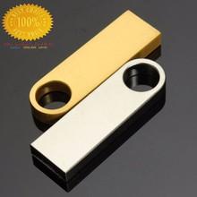 64GB USB 2.0 Key Ring Style Flash Memory Stick Metal Thumb Storage Disk Gift