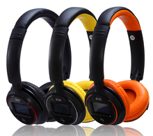 Zealots b380-head style headset Bluetooth stereo FM Card MP3 with screen headset to answer the call