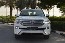 Toyota LAND CRUISER 200 V8 4.5L TD automático carros novos exportação de DUBAI