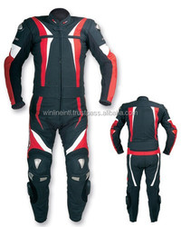 Motorbike leather Suit, leather motorcycle suit