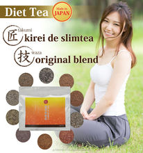 Decaffeinated and Easy to drink nutritional supplement drinks Diet tea with dietary effect