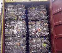 offer PP HARD - RIGID MIXED (aprox. 80%-90% PP - aprox. 10%-20% othe plastics PE,PS,PVC etc.) bales SCRAP - WASTE
