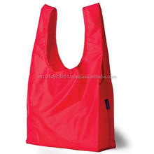 nylon laundry bag, cheap nylon foldable shopping bag