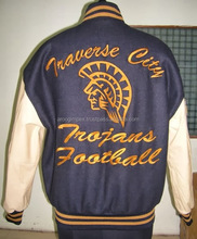 varsity jacket advance style