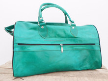 Women Leather Duffle Bag marine duffle bag fashionable duffle bag