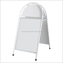 aluminum a board, sign board for display, board for advertising