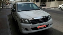 Toyota hilux pick up double cabin 2L for USD 12518