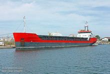 3500 dwt ice classed cargo ship for sale