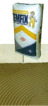 Tile Adhesive with High Bond Strength