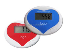 Heart On The Run Double Function Pedometer