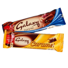 Mars Chocolates , Galaxy , Flutes , Twix