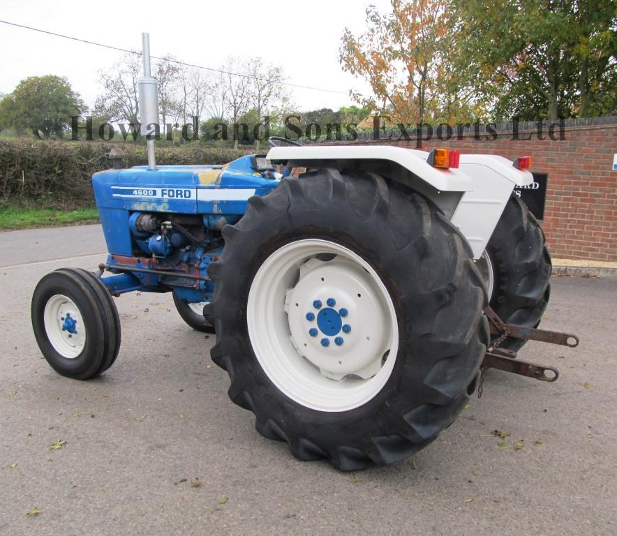 New Holland Ford Tractor 1920 : Used ford tractor for sale autos post