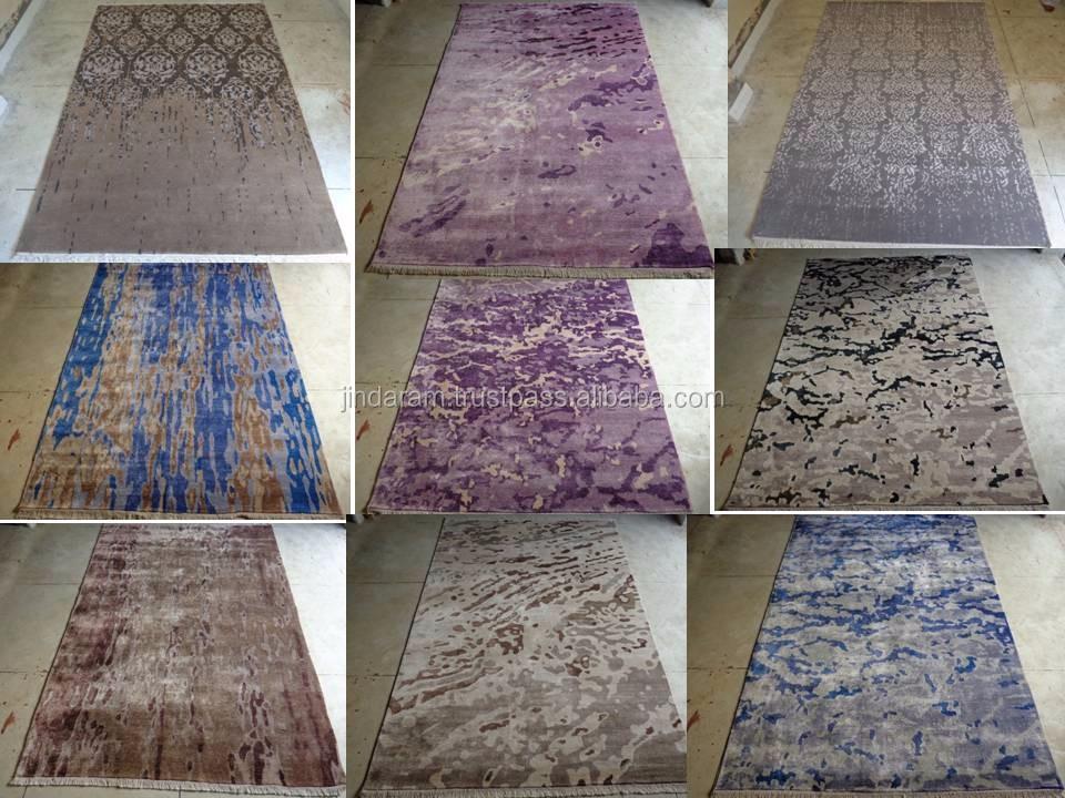 Trendy viscose handtufted carpet manufacturers.JPG
