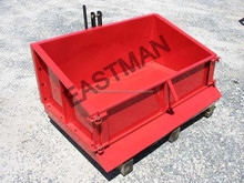 Tipping Transport Box/Link Box/Tractor Attachments/3pt Implements from China